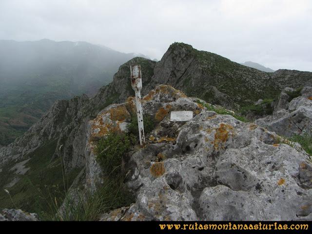 Ruta La Collada Monsacro: La Fayona.