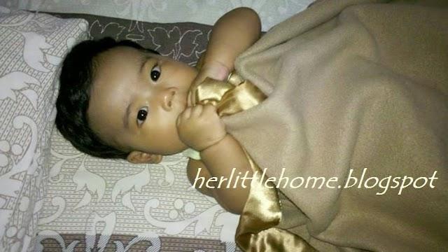 Kelebihan Susu Ibu kepada Bayi