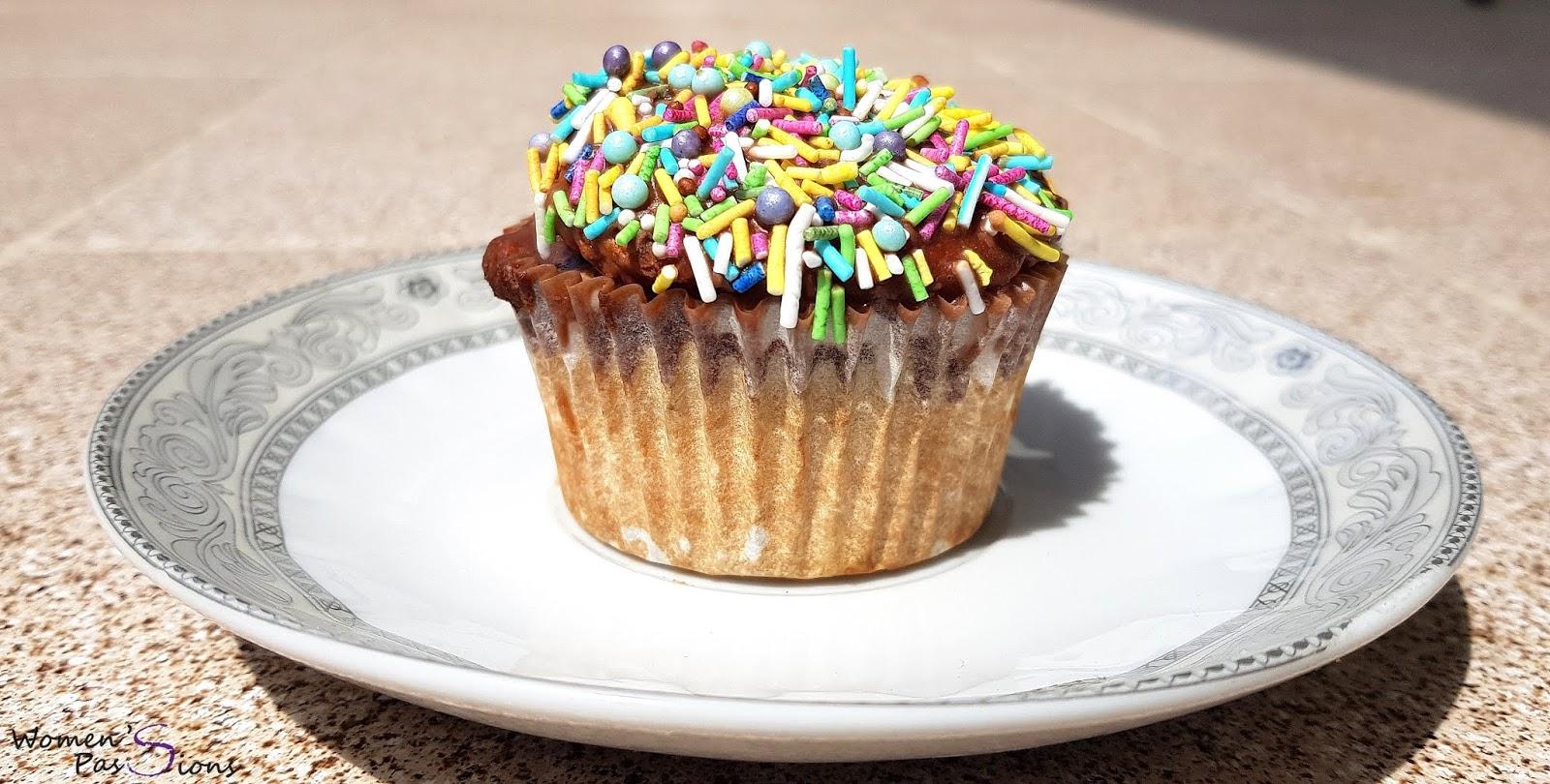 Orkiszowe muffinki, które zjesz ze smakiem