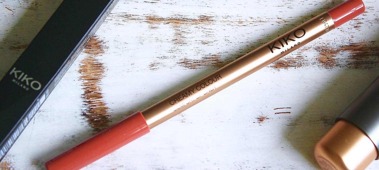 Kiko Milano Lip Products Review