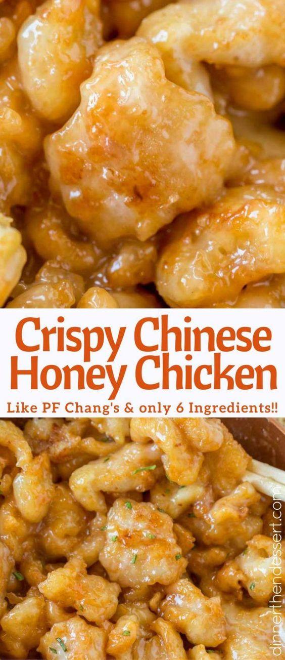 GREAT CHINESE HONEY CHICKEN