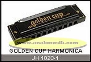 Harmonika Golden Cup JH1020-1