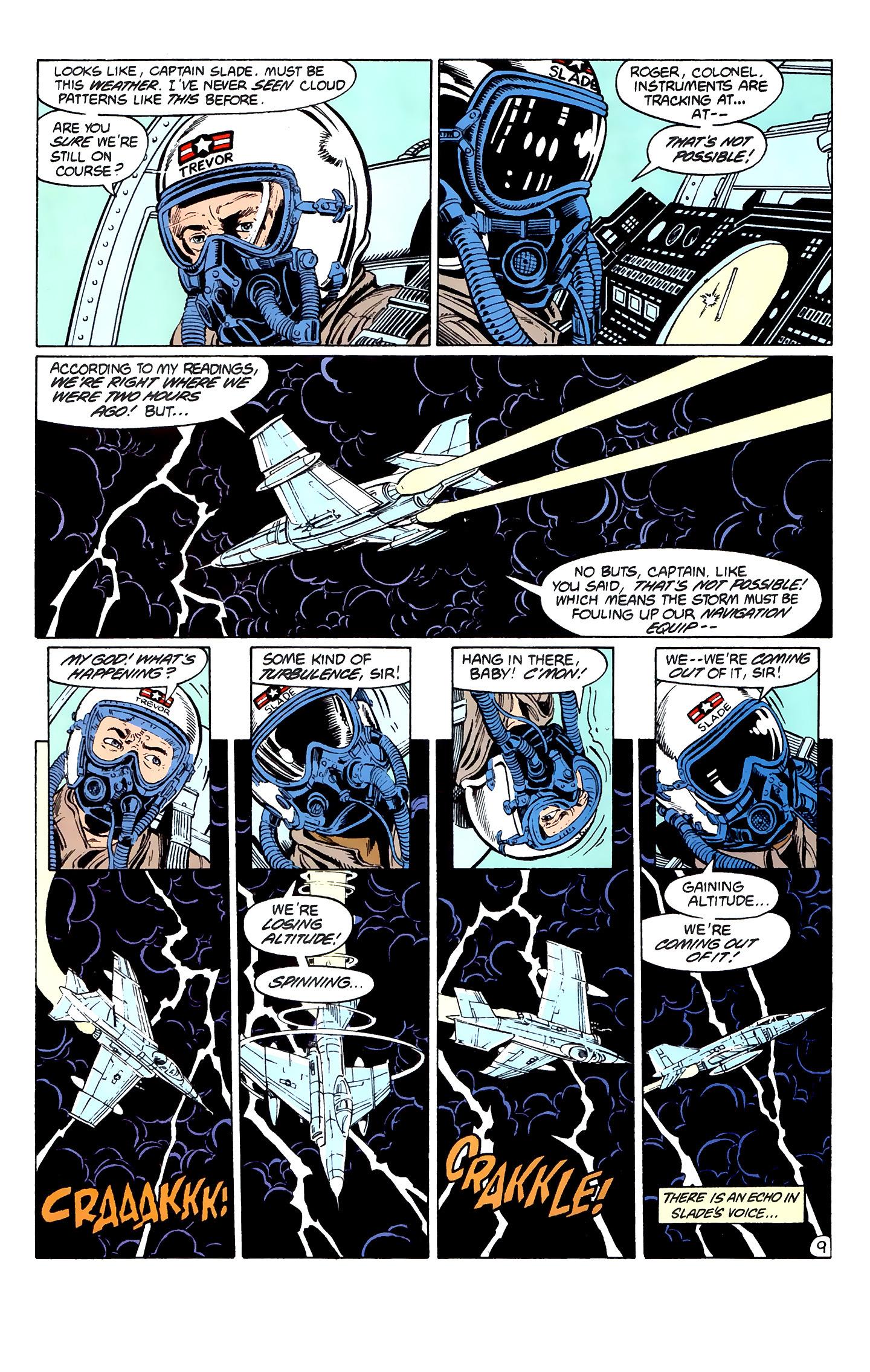 Read online Wonder Woman (1987) comic -  Issue #2 - 10