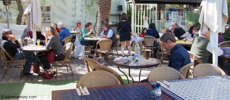 Link Bistro Bar Jerusalem
