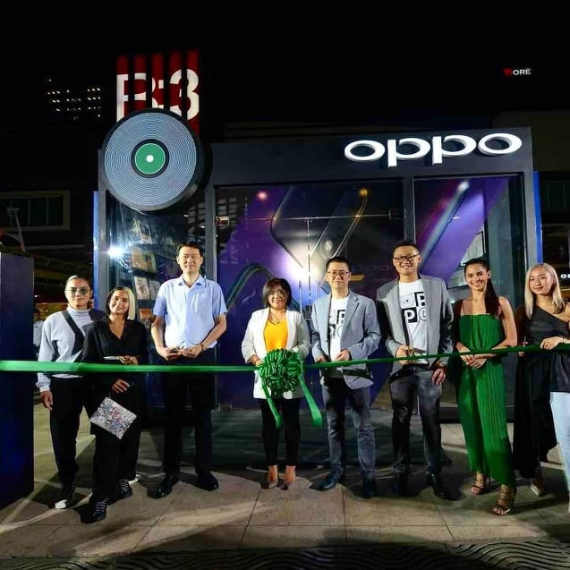 OPPO Officially Launches the F11 Pro Marvel's Avengers Limited Edition at its First Ever Pop-up Store in BGC