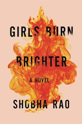 Girls Burn Brighter, Shobha Ra, Book Review, InToriLex