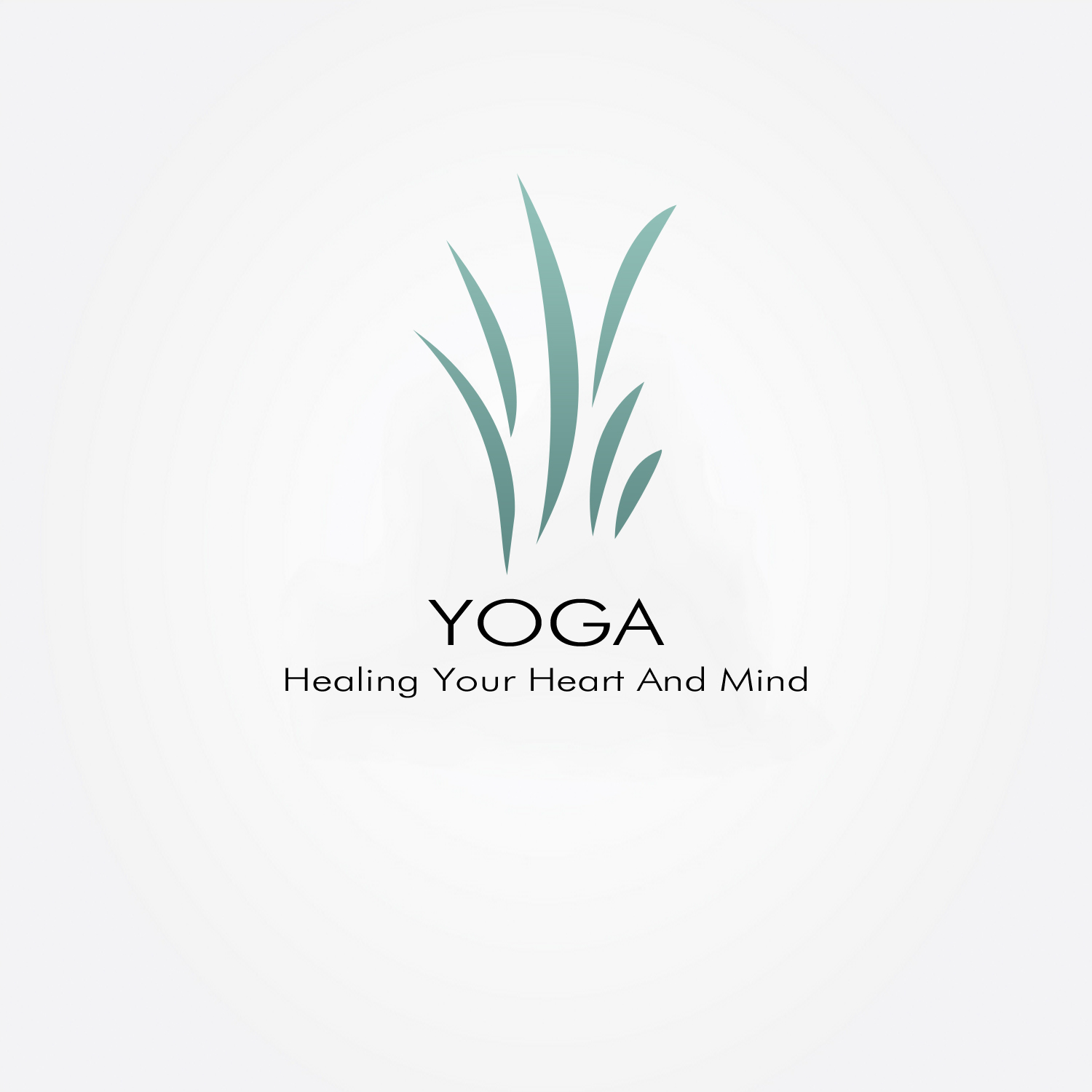 Concept Heart & Mind Yoga Logos | Creative Little Devil