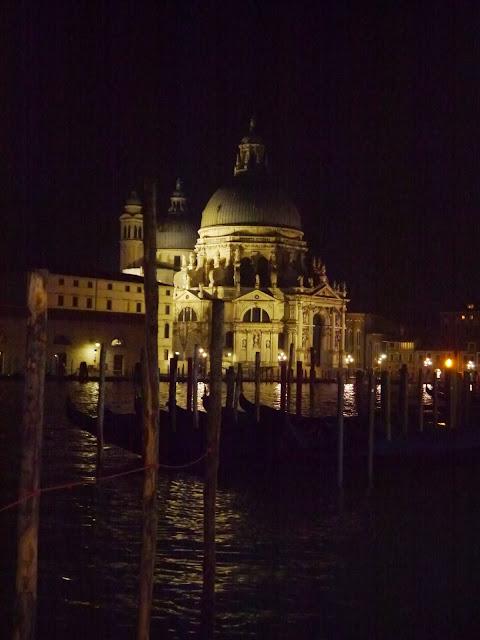 Eglise de la Salute à Venise