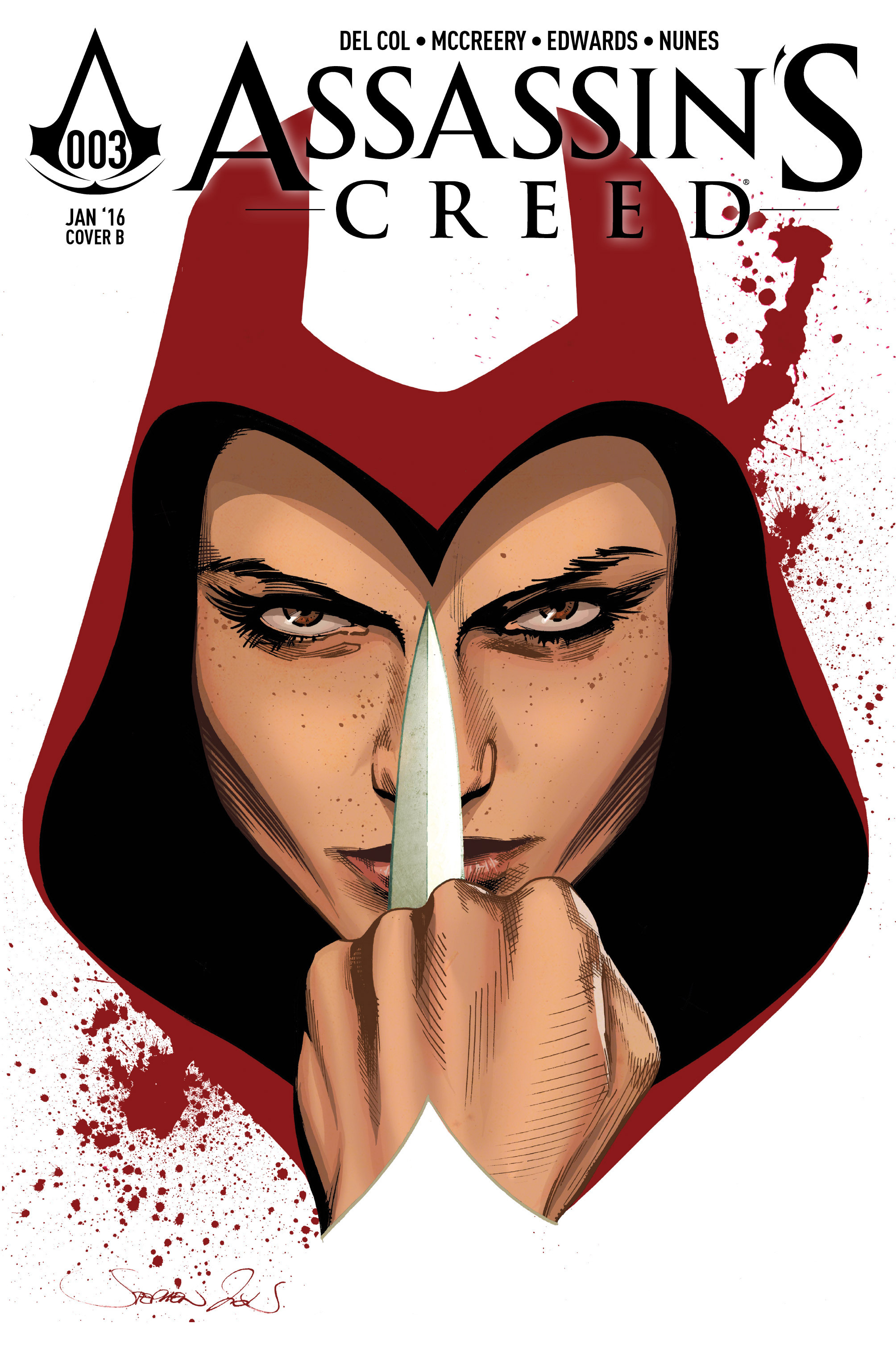 Read online Assassin's Creed (2015) comic -  Issue #3 - 2