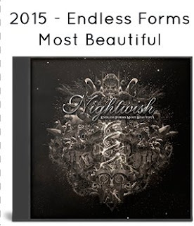 2015 - Endless Forms Most Beautiful