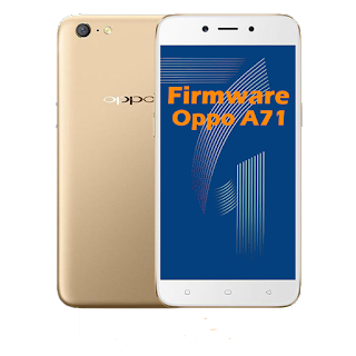 Firmware Oppo A71 For Flash Via PC