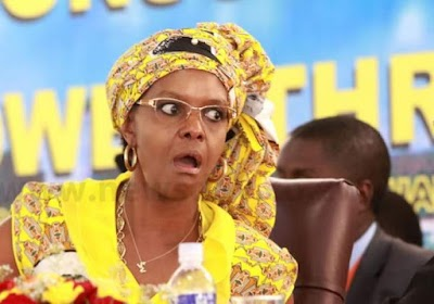Grace Mugabe Declared Wanted In South Africa