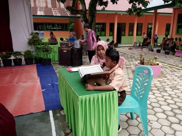 Acara Perpisahan Bapak Ardin Pasaribu, S.Pd.SD Yang Telah Memasuki Usia Pensiun