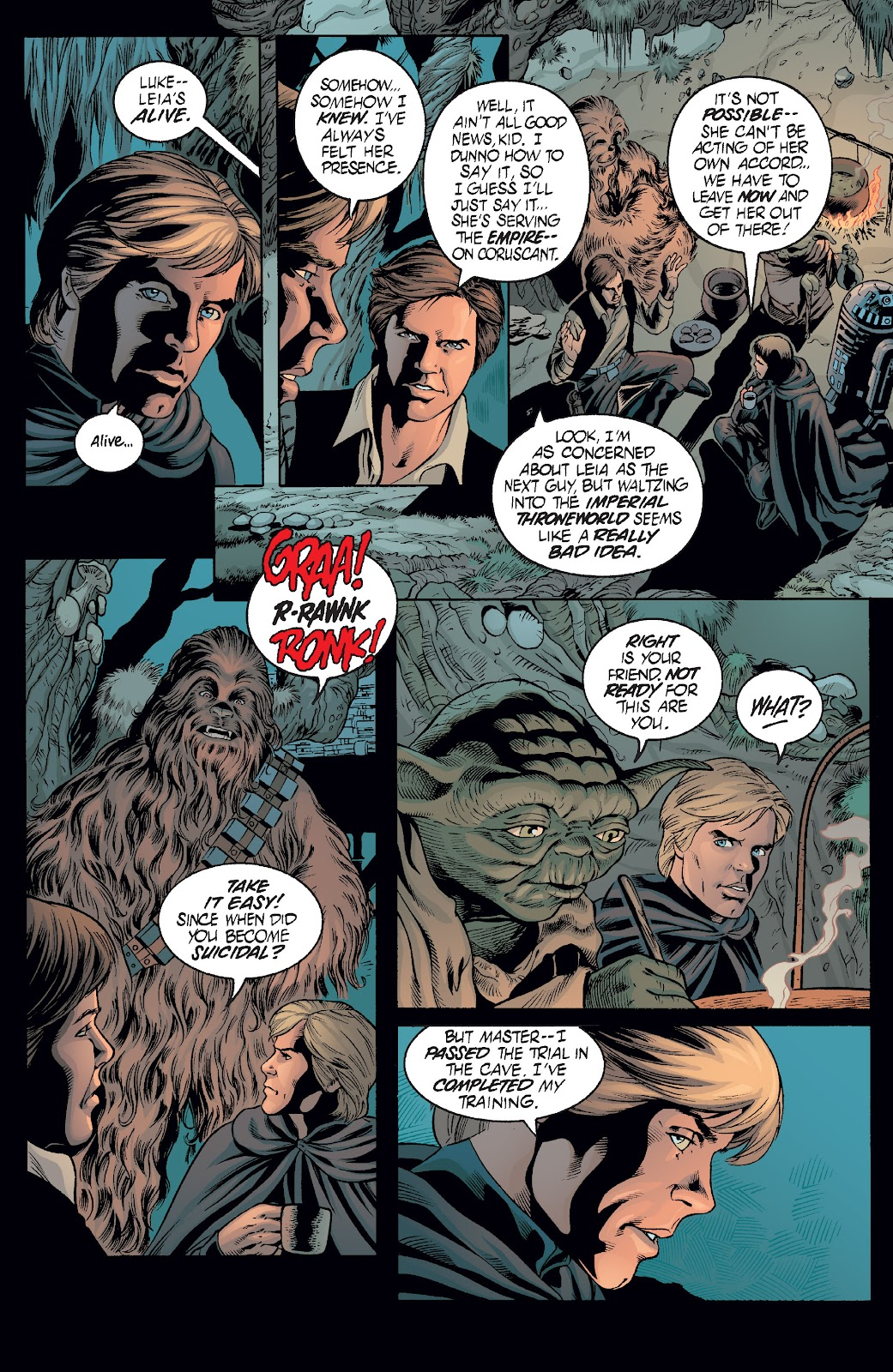 Read online Star Wars Legends: Infinities - Epic Collection comic -  Issue # TPB (Part 1) - 68