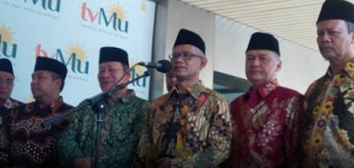"""Ketua Muhammadiyah : """"Kita Kok Kalah Sama Minoritas"""""""
