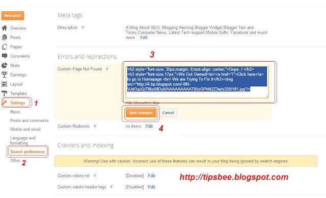 ব্লগে PHP Contact Me Script   এবং Custom 404 Error Message ছবি সহ যোগ করুন । মিস করলে পস্তাইবেন :p