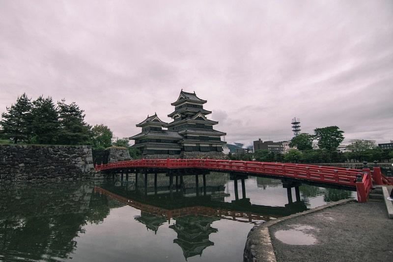 Matsumoto travel guide, Matsumoto Castle
