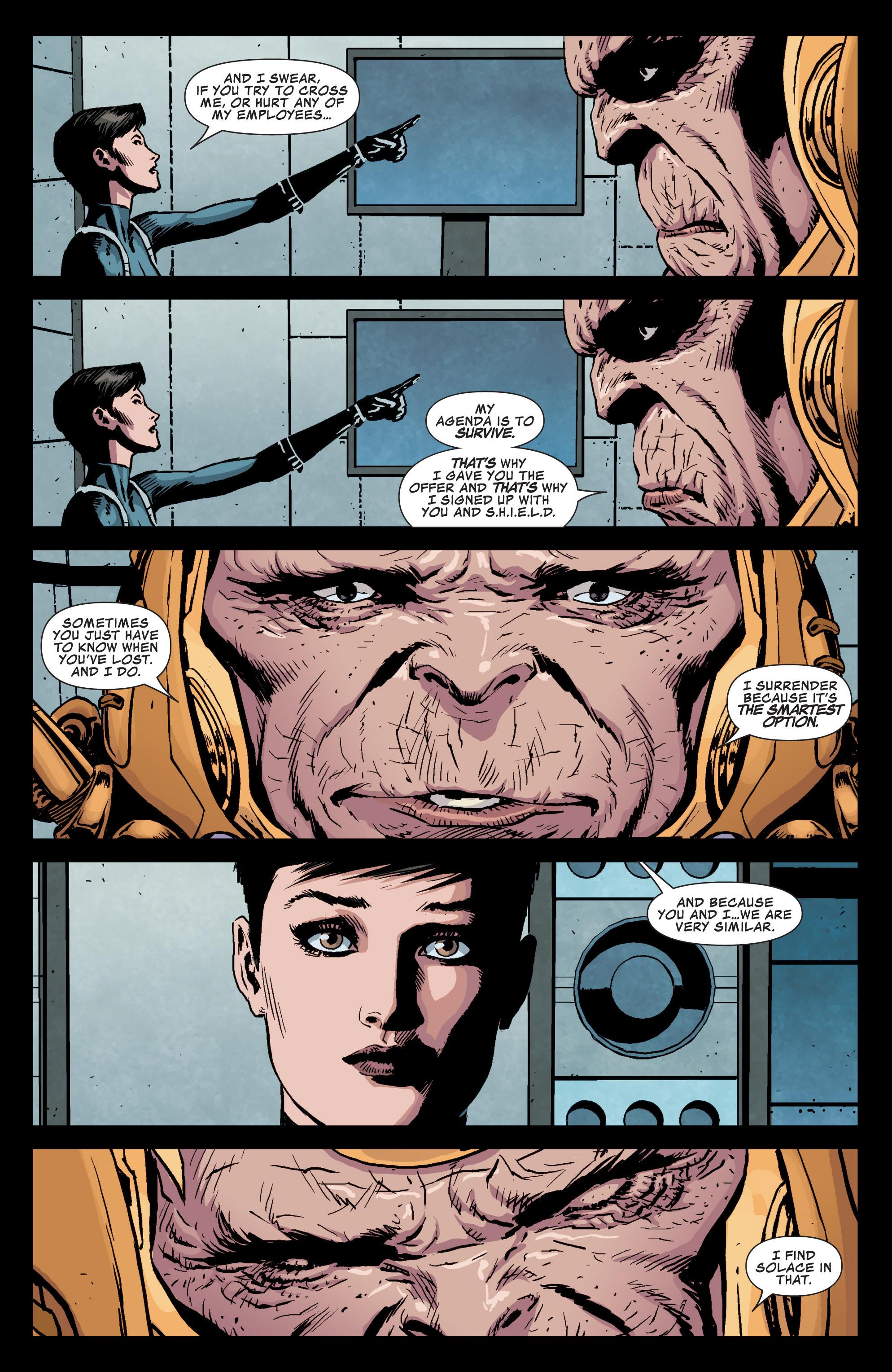 Read online Secret Avengers (2014) comic -  Issue #16 - 17