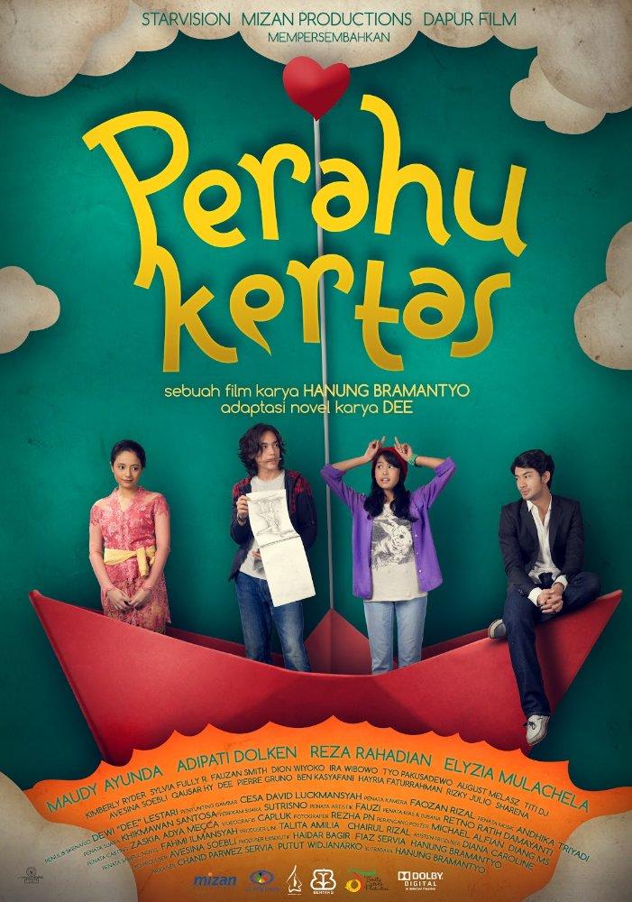 Kata Kata Di Film Perahu Kertas : perahu, kertas, Perahu, Kertas, Movie, Quotes, Jurnaland