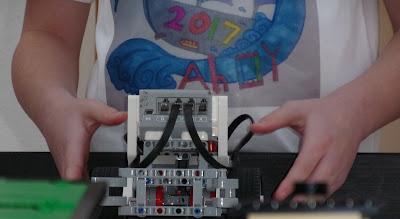 lego league robotics challenge