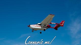 N337CD 1973 CESSNA 337G Flyby 2
