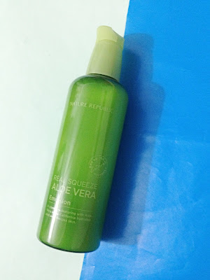 Nature republic Aloe Emulsion