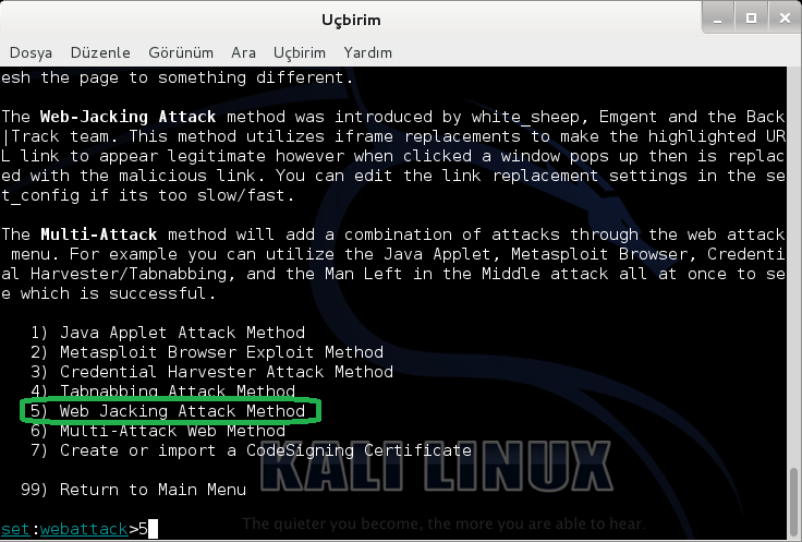 Simply Hacking Facebook Account with Kali Linux