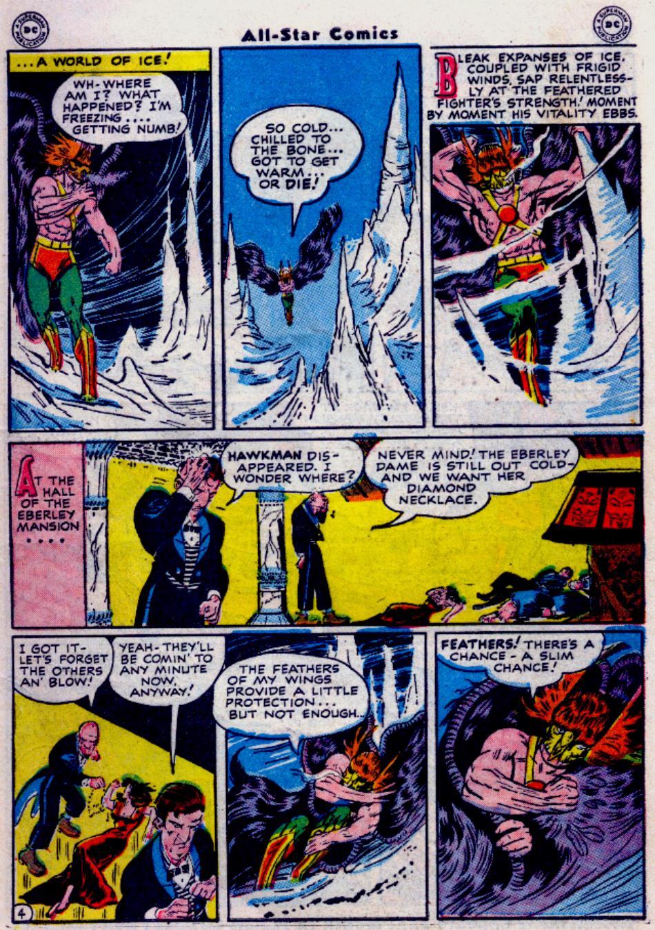 Read online All-Star Comics comic -  Issue #34 - 13