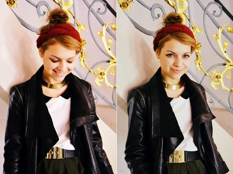 jasmin myberlinfashion stirnband rock