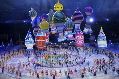 """روسيا تتشبث بنصر رياضييها في """"سوتشي 2014"""""""
