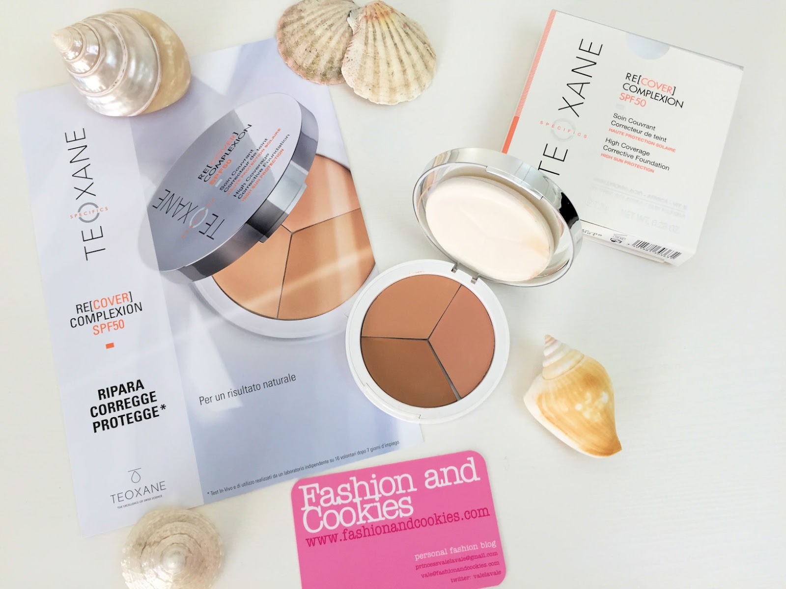 Teoxane ReCover Complexion Foundation on Fashion and Cookies beauty blog, beauty blogger