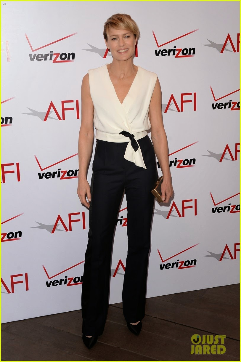 Kate Mara in Michael Kors - 2014 AFI Awards Luncheon