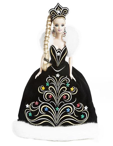 Barbie Coleção Feliz Natal 2006