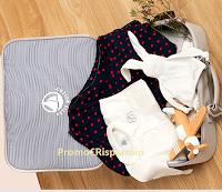 Logo Petit Bateau : vinci gratis 4 valige parto firmate Envie de Fraise e Petit Bateau!