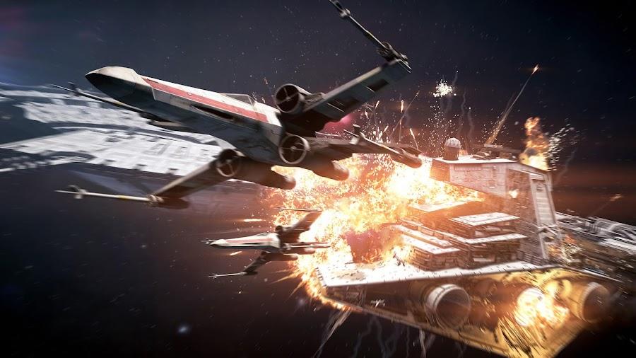 starfighter assault star wars battlefront 2