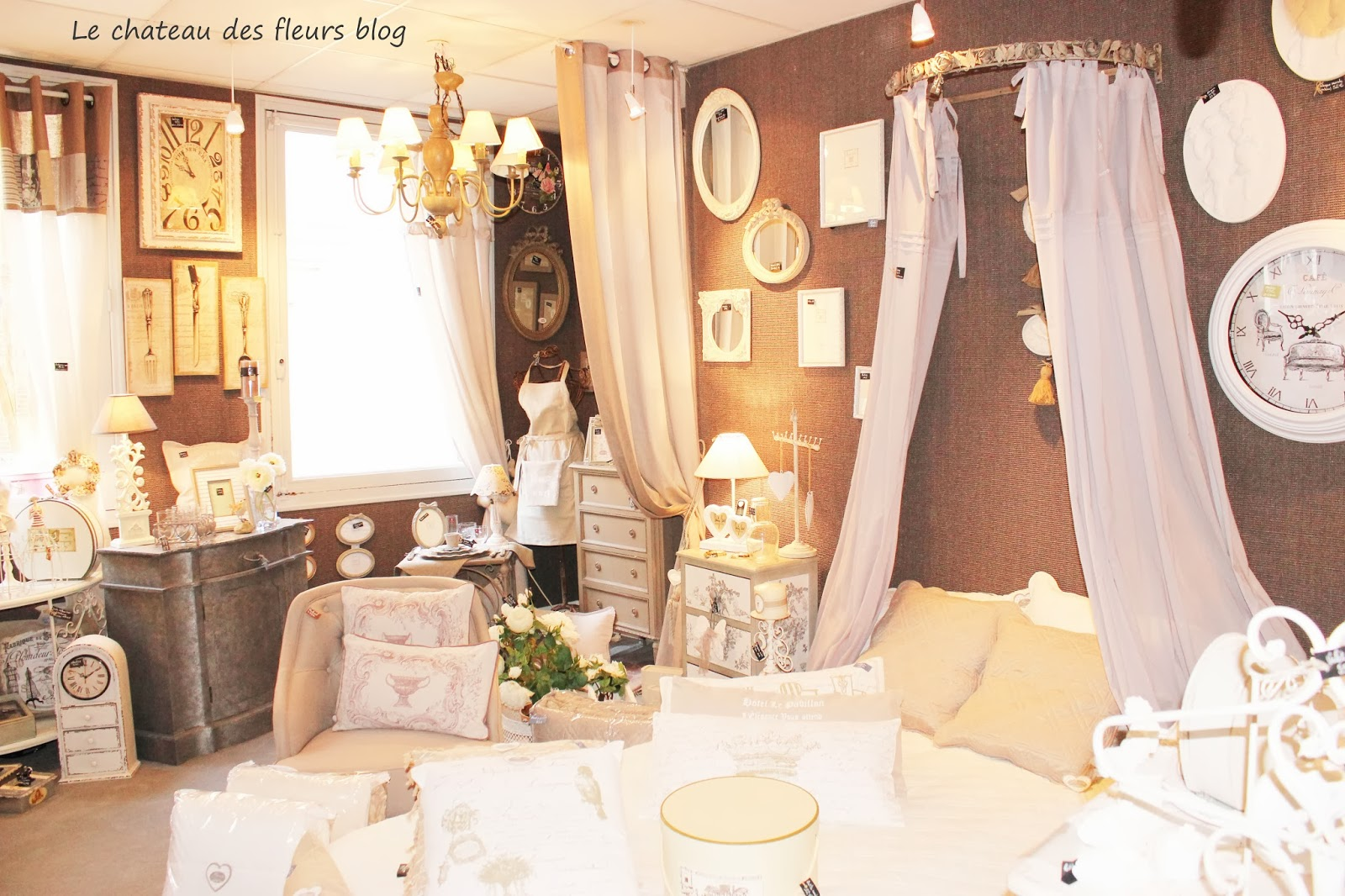 "Shabby Chic Shop ""isabelle Thornton"" Le Chateau Des Fleurs: French Country ..."