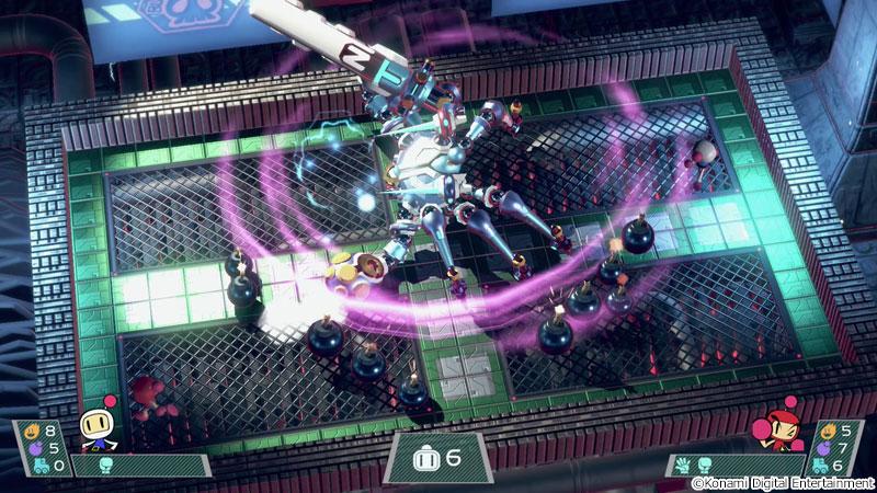 Super Bomberman R pronto lanzará un parche solucionando los problemas, comenta Konami