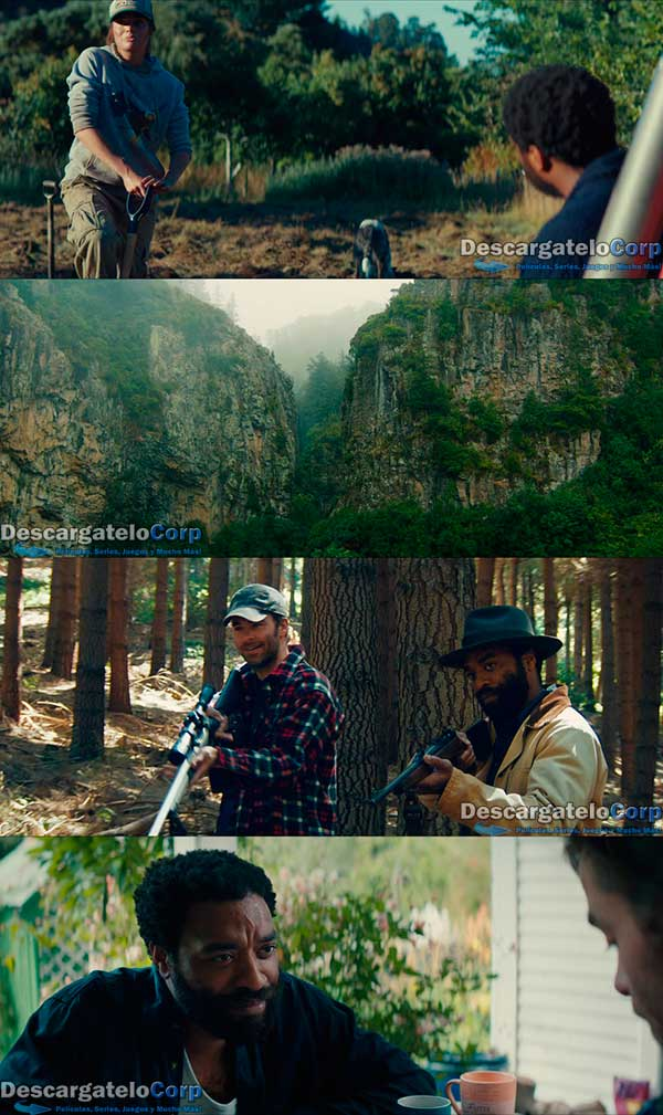 Z for Zachariah HD 720p Latino
