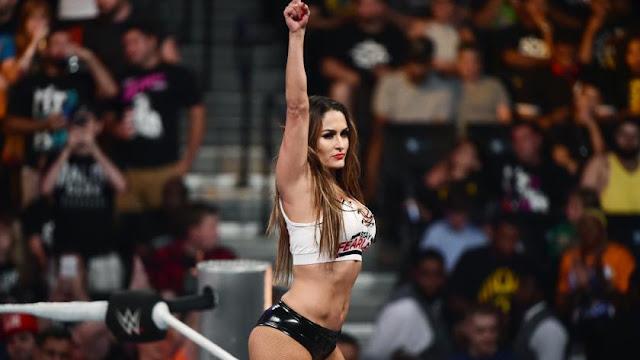 Nikki Bella a effectué un retour décisif à SummerSlam