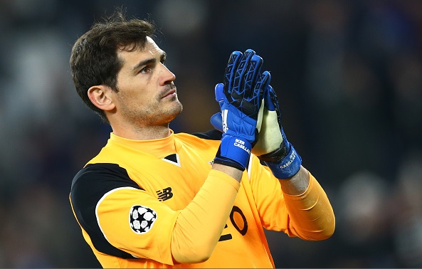 Liverpool keeping eye on former Real Madrid goalkeeper Iker Casillas