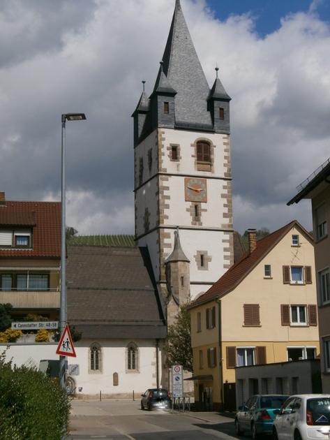 Wege In Der Region Stuttgart Neckarweg Von Esslingen Nach