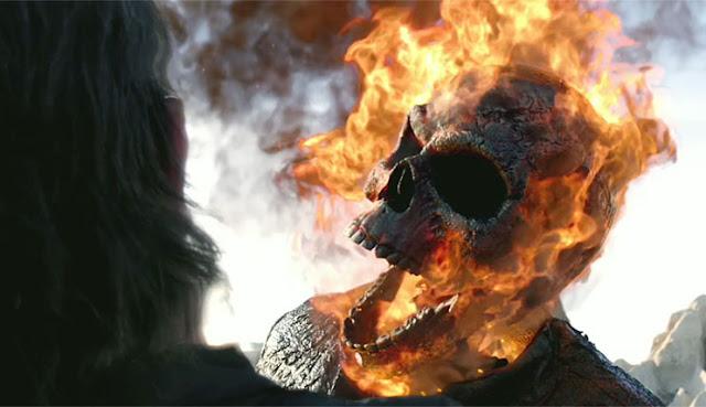 CIA☆こちら映画中央情報局です: Ghost Rider: 燃える男ニコラス ...