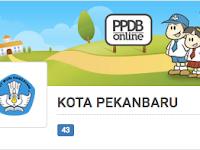 Cara Pendaftaran Online PPDB Pekanbaru 2018/2019
