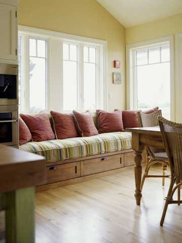 Modern Furniture Window Seat Design Ideas 2012