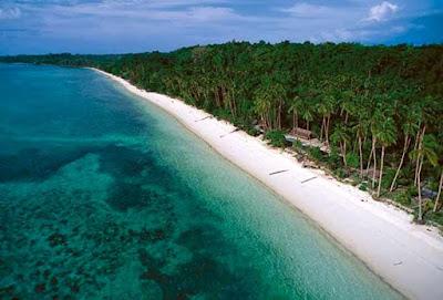Obyek Wisata Pulau Panjang di Jepara