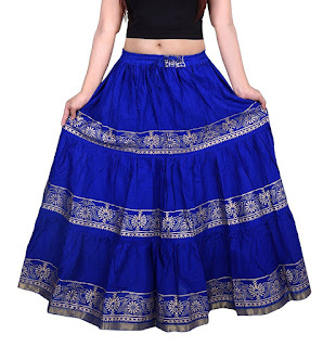 Women's Cotton Skirt