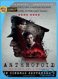 Operación Anthropoid (2016) HD [1080p] Latino [Mega | GDrive]
