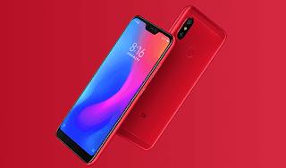 هاتف Redmi 6 Pro الجديد من العملاق شاومي