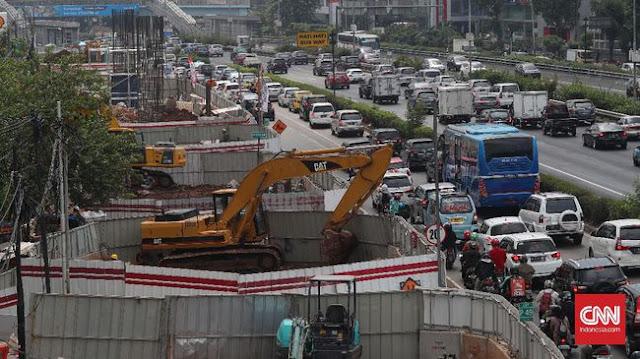 Pemerintah Akhirnya Akui, Baru 4 dari 245 Proyek Strategis Jokowi yang Rampung