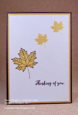 Autumn Card, Colorful Seasons